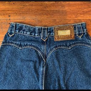 Vintage Western Jeans!